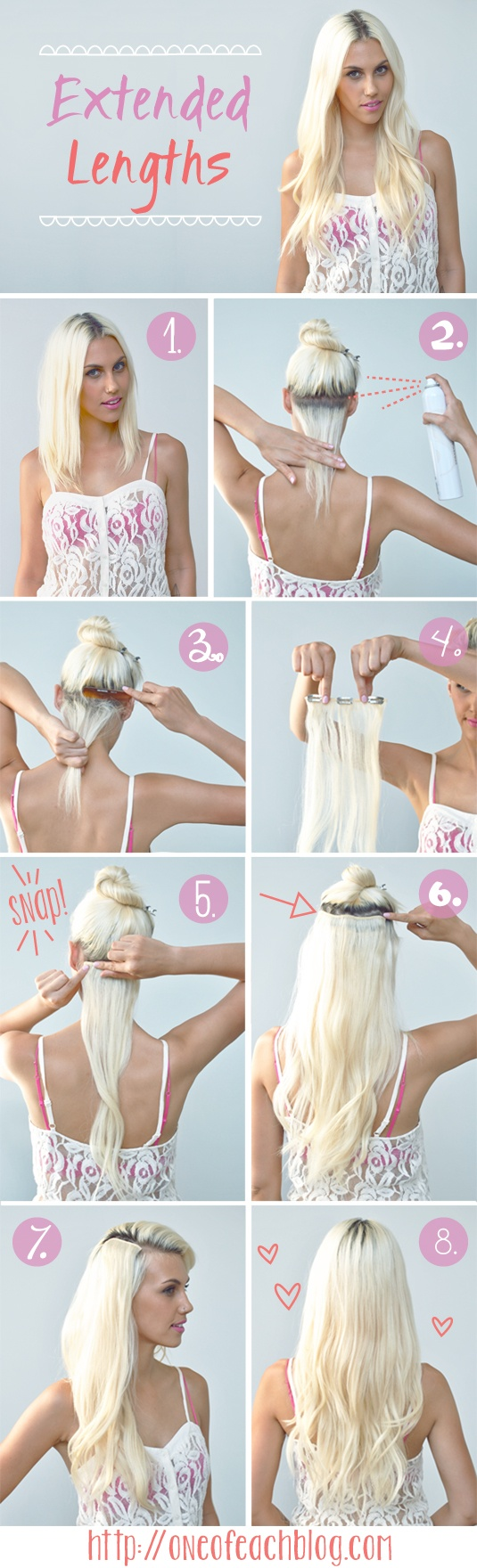 Extensions cheveux risques et avis