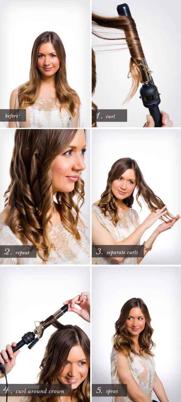 Quelle Coiffure Choisir avec quelle coiffure pour la plage ?