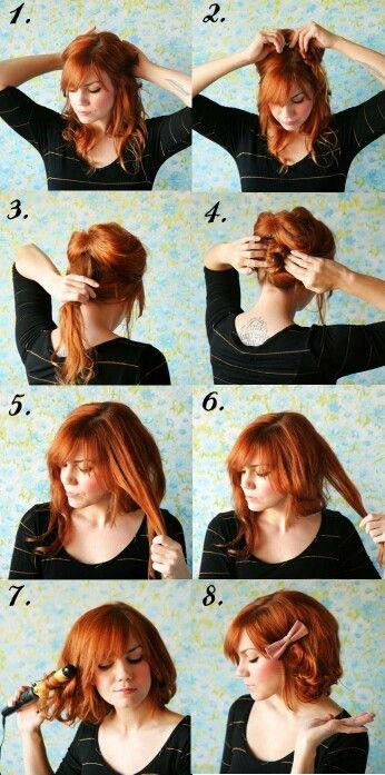 cheveux long a court sans couper