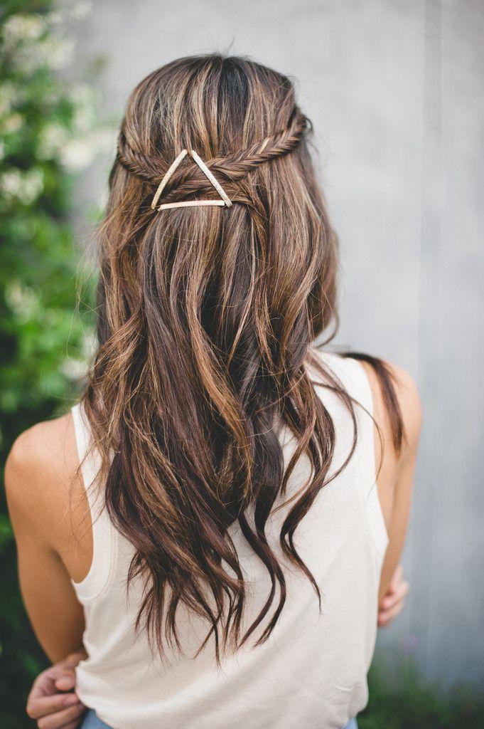 accessoire cheveux barrette et pince