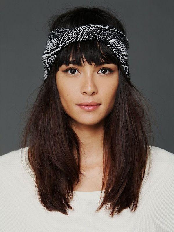 accessoires cheveux foulard