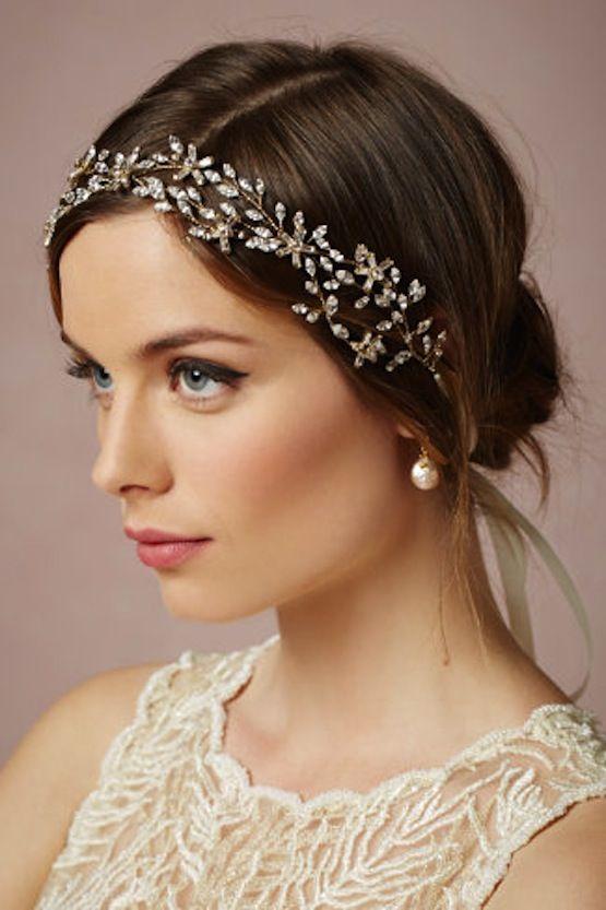 accessoires cheveux tendance mariage