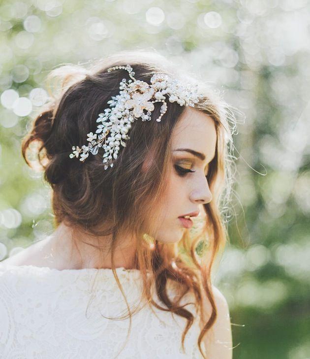 choisir accessoires cheveux mariage