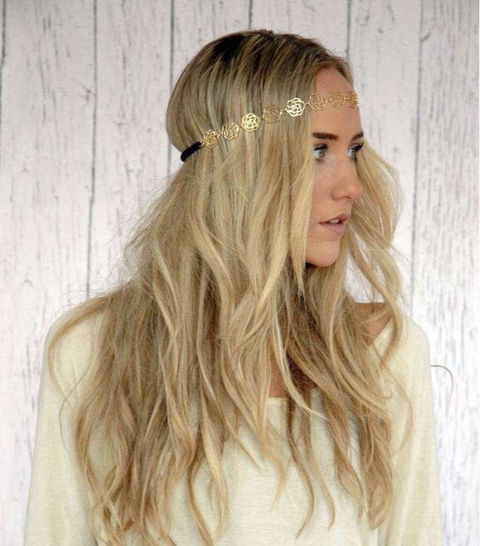 coiffure accessoire cheveux headband