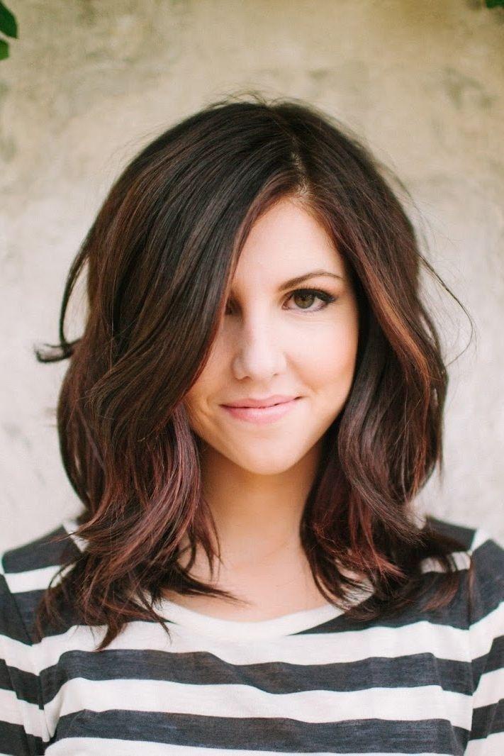 coiffure femme cheveux fins