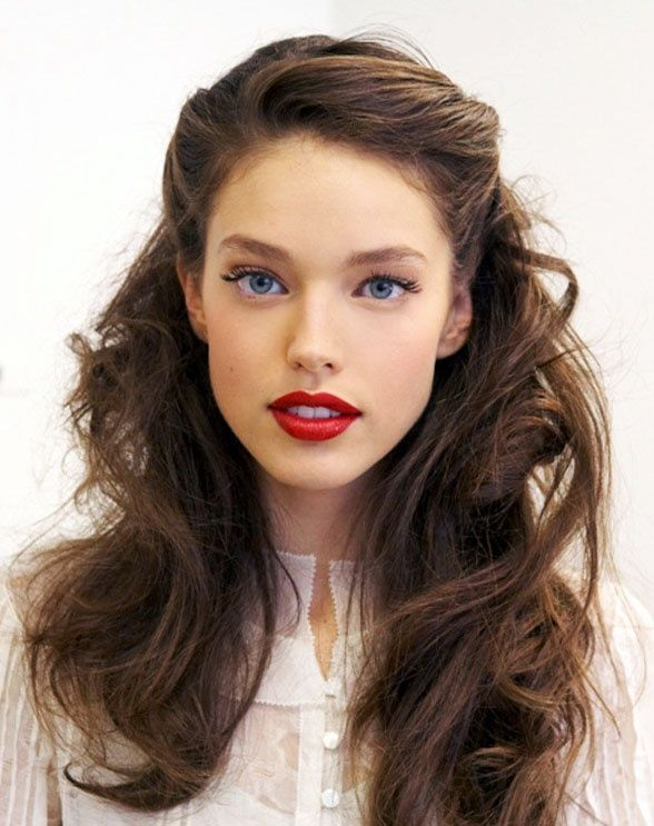 coiffure femme tendance mode