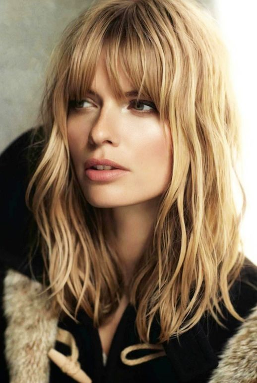 coiffure femme visage long