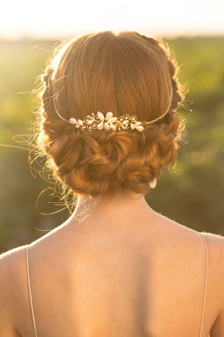 offre spéciale dernière collection usine authentique Comment porter, mettre accessoires cheveux ?
