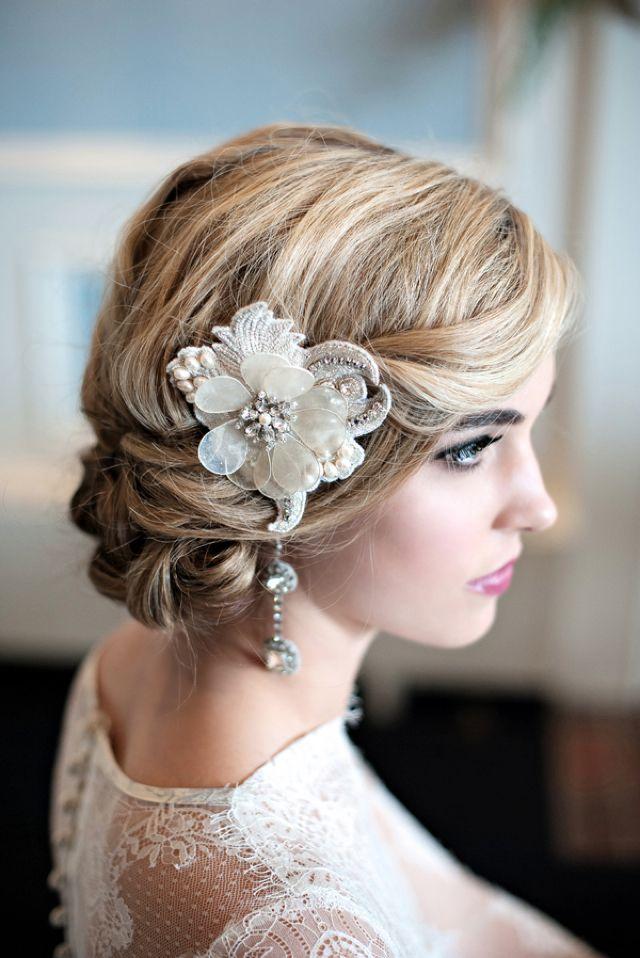 idee coiffure de mariage