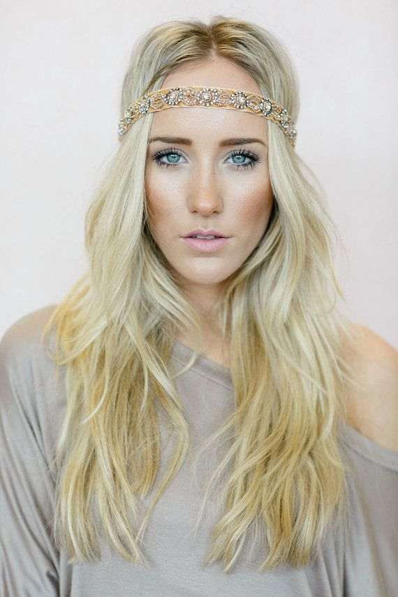 porter accessoires cheveux coiffure headband