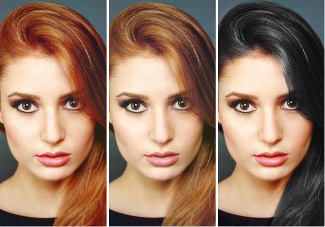 comment changer couleur cheveux