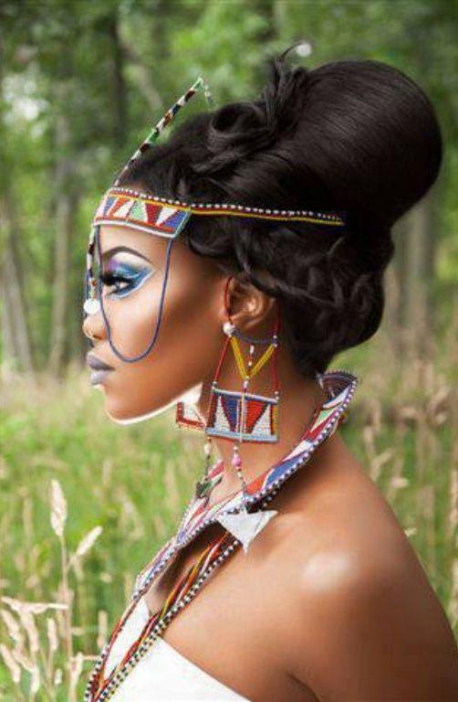histoire de la coiffure africaine