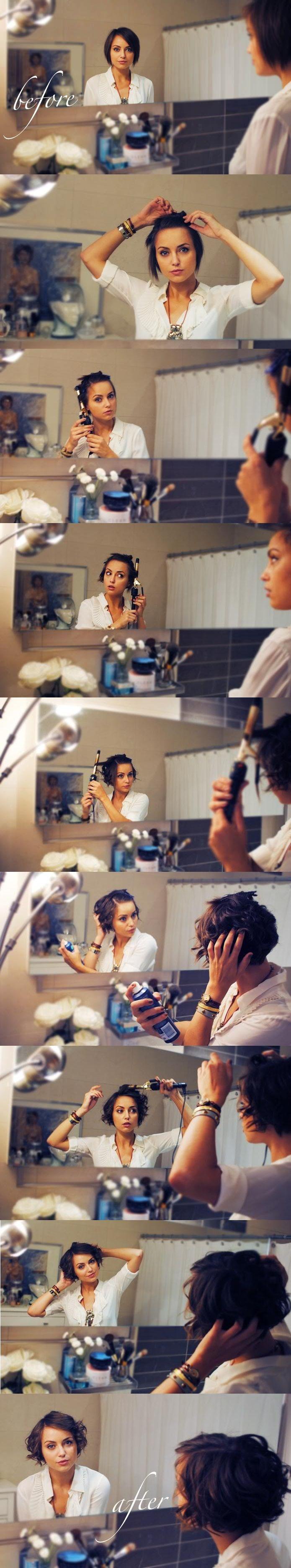 coiffure comment faire coupe pixie cut