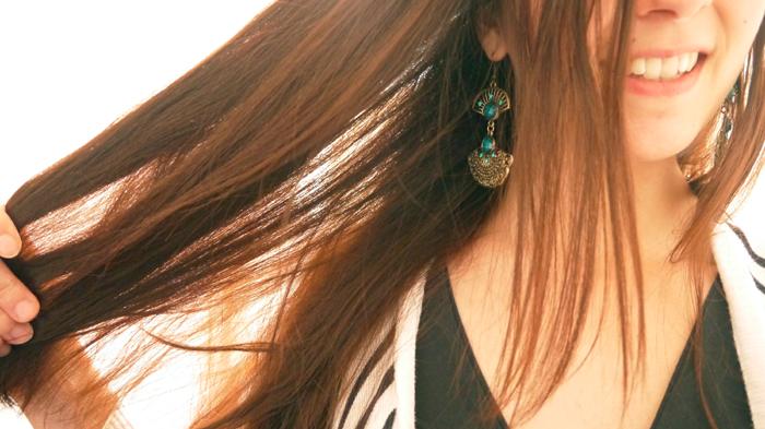 Les cheveux de Berenice Mayoti