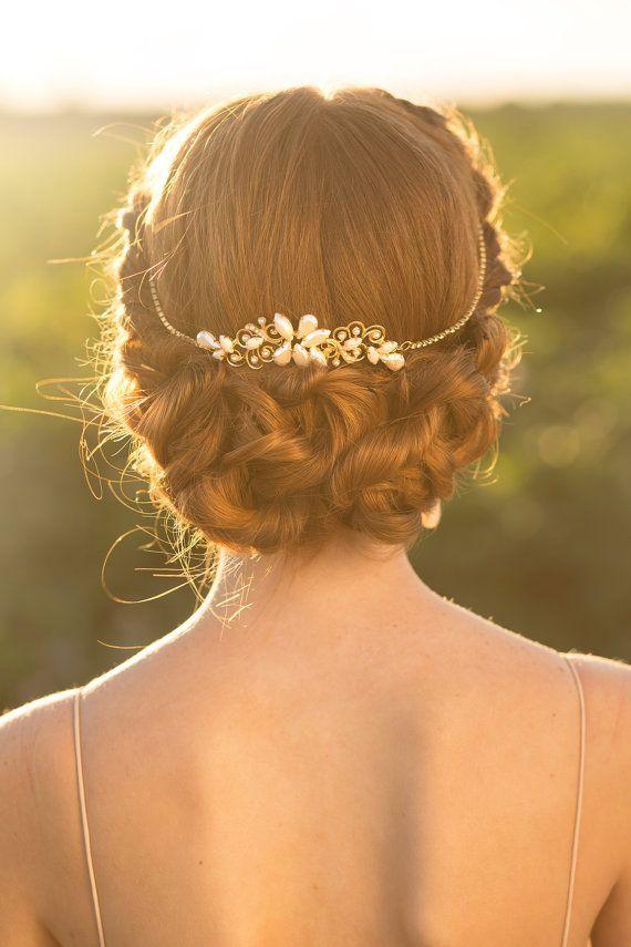 comment mettre perles dans cheveux