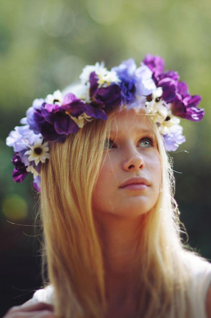 comment porter le violet