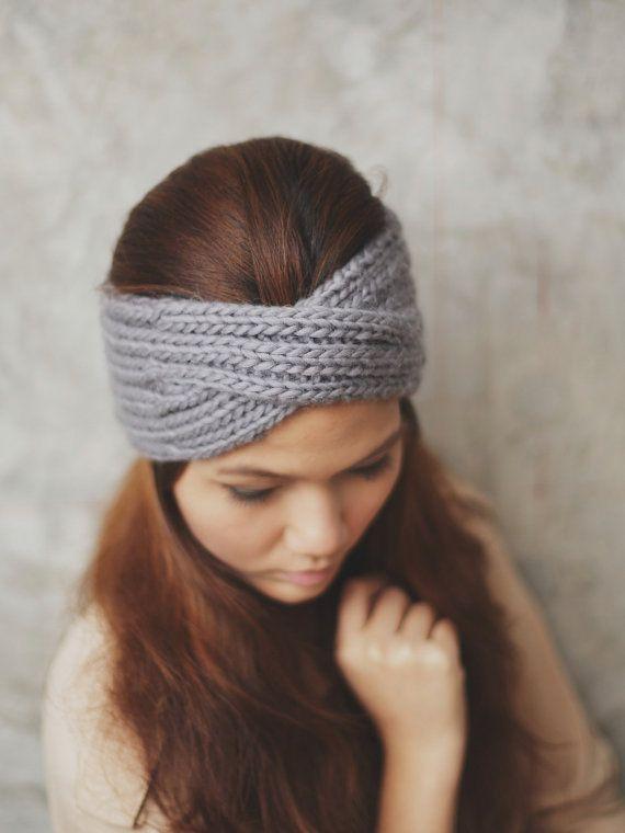 détaillant en ligne large choix de couleurs qualité de la marque Bandeau torsadé cheveux femme