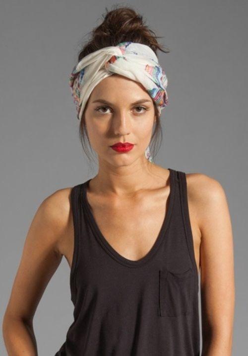Comment attacher turban