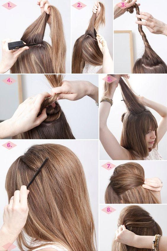 Comment decoller les racines cheveux