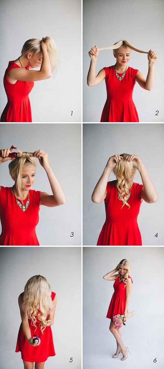 comment avoir cheveux boucles
