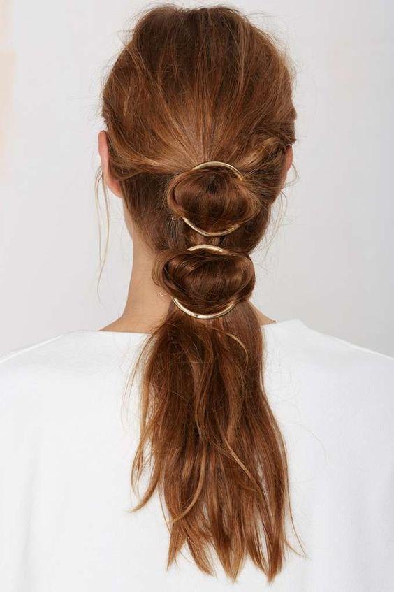 accessoire coiffure queue de cheval