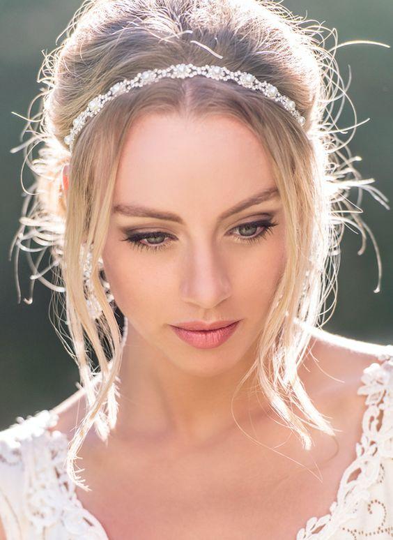 bien pas cher nouvelles images de qualité de la marque Accessoires cheveux mariage - Livraison rapide