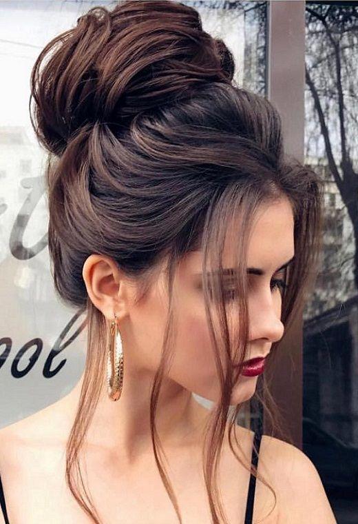 Comment faire coiffure chignon facile rapide ?