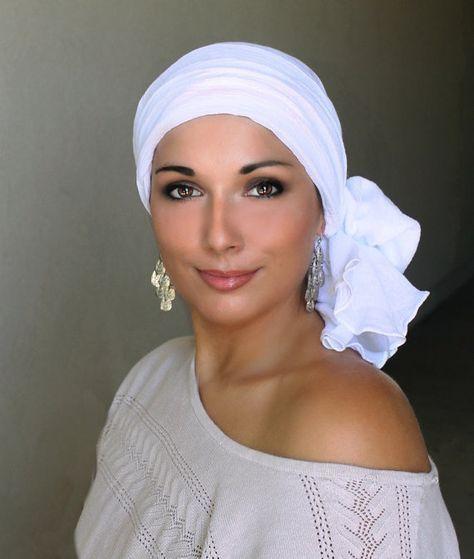 50% de réduction profiter du meilleur prix Garantie de satisfaction à 100% Comment mettre, porter foulard chimio cancer ?