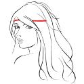 Blondie avec son headband
